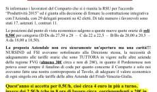 Volantino NURSIND-FSI post volantino dell'RSU